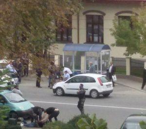 Scandalagiii de la Bascov, daţi pe mâna judecătorilor