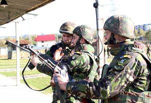 Militari argeşeni, la pregătire pentru o nouă misiune externă