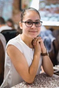 """Două eleve model la Colegiul """"Al. Odobescu"""""""