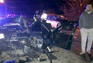 Şoferul care a omorât un om şi a rănit alţi trei, arestat