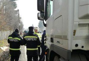 Controale la transporturile de marfă şi substanţe periculoase