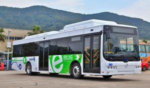 Al treilea test cu un autobuz electric la Piteşti