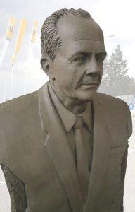 Mioveni - Bustul lui Constantin Stroe va fi dezvelit la un an de la moartea sa