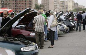 Zeci de dosare penale pentru samsarii de maşini