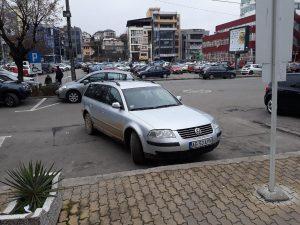 Probleme cu parcatul în zona centrală a Piteştiului
