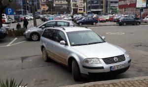 Problema parcărilor e deja cronică la Piteşti