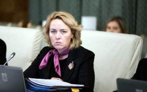 """Ministrul Carmen Dan """"loveşte"""" din nou: a fost """"supprefect"""" de Teleorman"""
