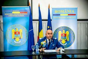 Peste 2.600 de jandarmi au acţionat în judeţ în luna decembrie