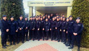 Forţe noi la Jandarmeria Argeş