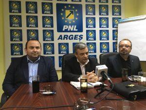 PNL nu votează bugetele în Argeş