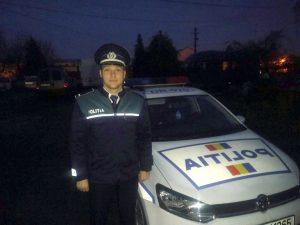 Escrocherie dejucată de un poliţist aflat în timpul liber