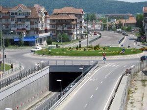 Bascovul, la răscruce de drumuri europene