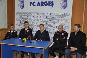 FC Argeş - în era Săndoi
