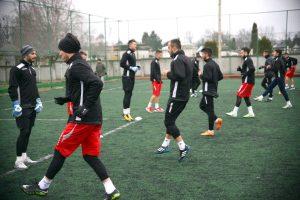 FC Argeş, primul amical