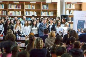 Studenţii îl consideră pe Eminescu un model de urmat