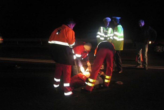 ACUM - Pietonul accidentat la stadion a decedat