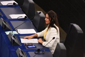 Gabriela Zoană o pune la punct pe Monica Macovei