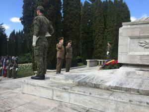 Propunere în anul Centenarului - Monument al Eroilor celui de-al Doilea Război Mondial