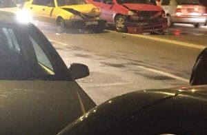 Accident în cartierul Trivale