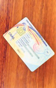 CNAS va începe tipărirea de noi carduri de sănătate