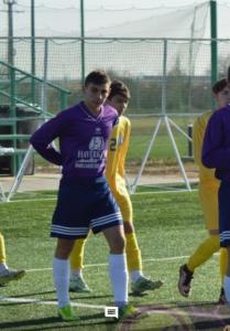 Fiul lui Iulian Crivac, gol pentru naţionala de juniori sub 16 ani