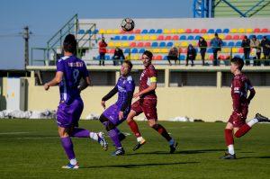 FC Argeş, bătută lejer de Rapidul lui Bordei, Dovleac şi Bărbălău