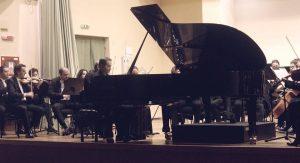 O seară cu Mozart în viziunea unei tinere