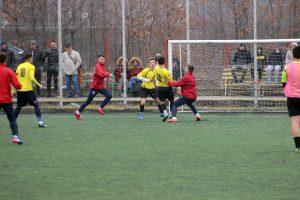 Juniorii, victorii cu CSA Steaua Bucureşti