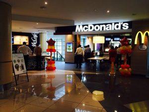 """McDonald's Piteşti se mută la """"Muntenia"""""""