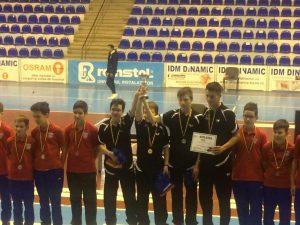 Tenis de masă: prima medalie pentru juniorii de la CS Pristavu Câmpulung