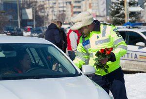 Poliţiştii, jandarmii şi agenţii locali au dat amenzi cu... şnur