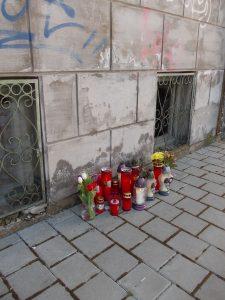 Mic altar pentru sufletul lui Alexandru