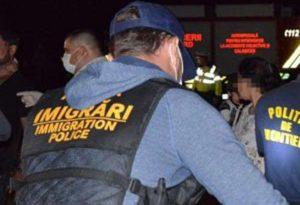 Şapte turci stăteau ilegal în Argeş