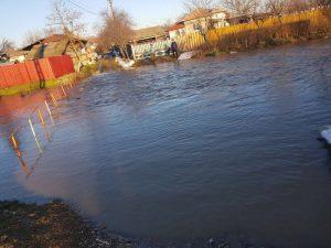 Argeşul, sub cod galben de inundaţii
