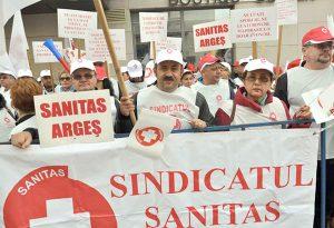 Sindicaliştii din Sănătate se pregătesc de grevă