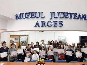 Apa le-a aprins imaginaţia elevilor din Argeş