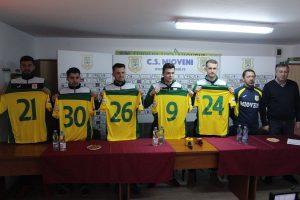 CS Mioveni, primul meci oficial cu Pandurii Târgu Jiu