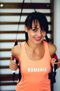 Denisa Dragomir, locul patru la Zegama