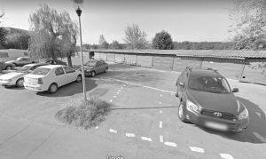 Parcare supraterană în Trivale?