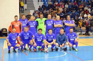 Gloriile alb-violete, la meciul de retragere al lui Daniel Chiriţă