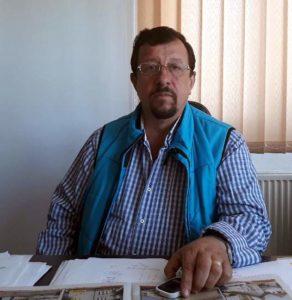 primarul comunei Cicăneşti, dl Ion Ionescu
