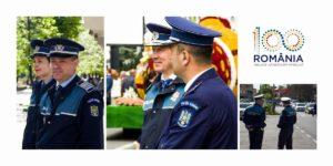 Poliţia Argeş veghează la buna desfăşurare a Simfoniei lalelelor