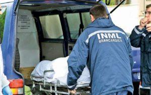 Om al străzii, găsit mort în cabine unei basculante