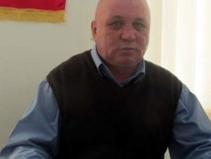 Dl Constantin Alexandru, primarul comunei Negraşi