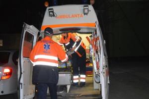 Şofer polonez rănit la Cotmeana