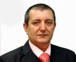 Nicolae Dunca, primarul oraşului Aninoasa, judeţul Hunedoara