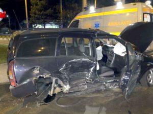 Accidente provocate de şoferi băuţi