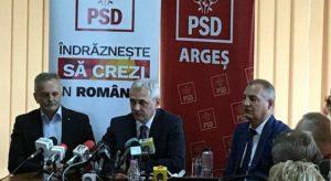 Şeful PSD, flancat de oamenii de încredere din Argeş