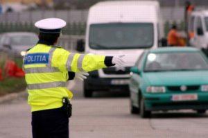 Poliţia abia pridideşte cu tăiatul de amenzi
