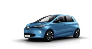 Renault Zoe, o maşinuţă electrică